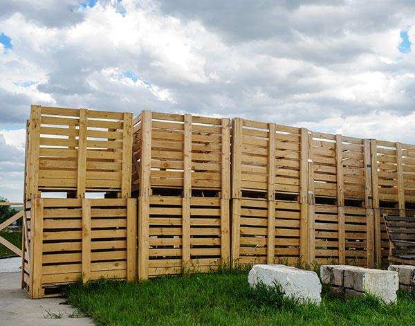 Palety drewniane wkażdym wymiarze