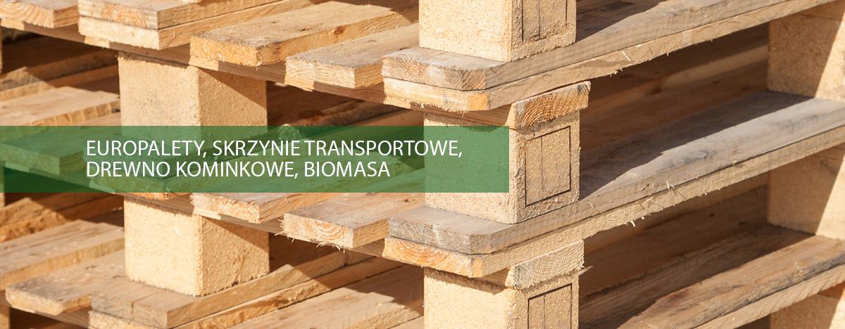 Palety drewniane w każdym wymiarze